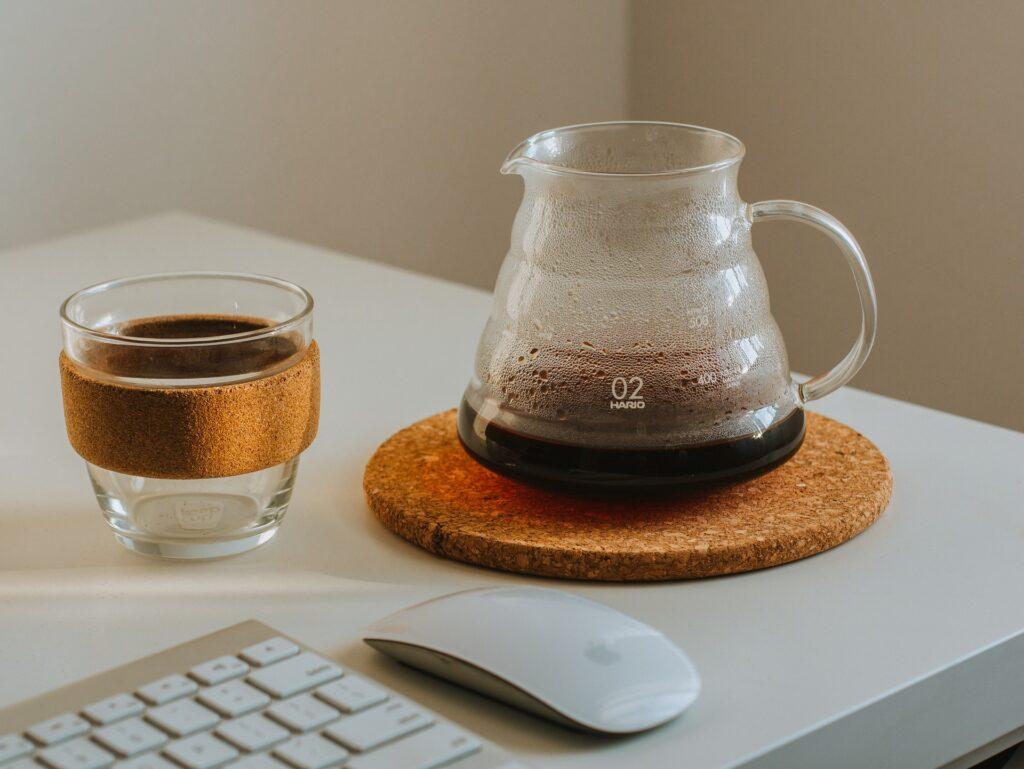 コーヒーサーバーとは?種類や使い方を解説